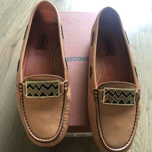 100% Authentic Missoni Driver Shoes